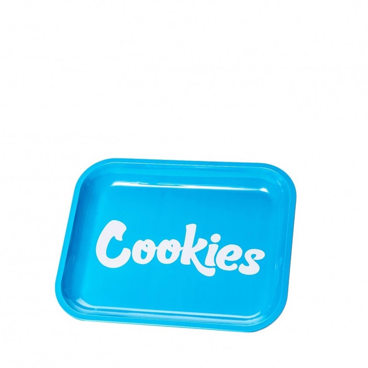 Cookies SF Small Rolling Tray - Blue