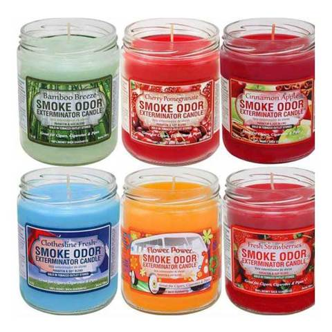 Smoke Odor Candle 13 oz