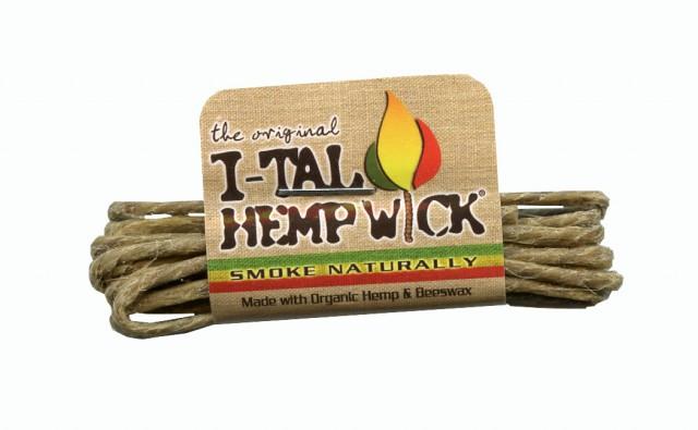 Ital Hempwick 3.5' Roll