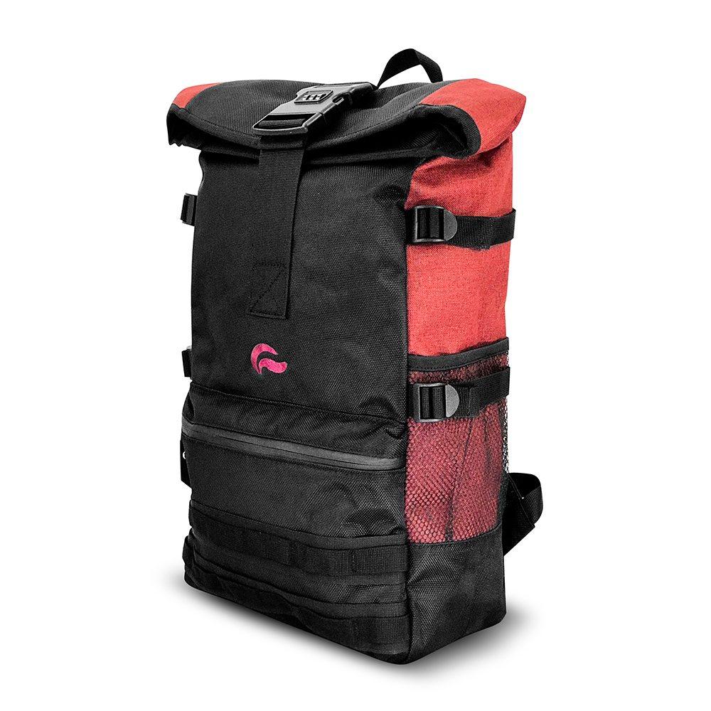 Skunk Rogue Backpack - Burgundy