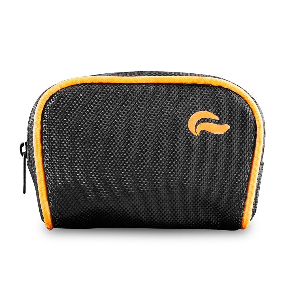 Skunk Go Case - Black w/ Orange