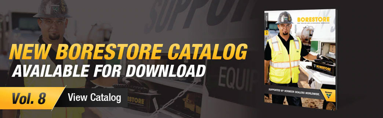 New Borestore HDD tooling and accessories catalog now available for download