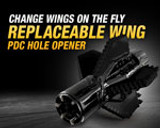 Vermeer introduces Replaceable Wing PDC hole opener
