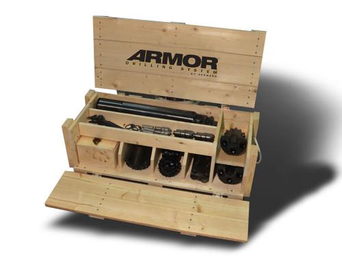 "Armor Arsenal 3.75"" OD"