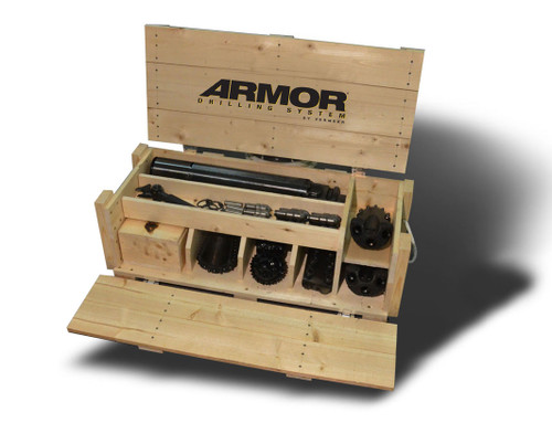 "Armor Arsenal 3.25"" OD"