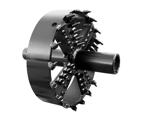 "24"" Fly Cutter Reamer 3.5"" API Reg Box x Pin"