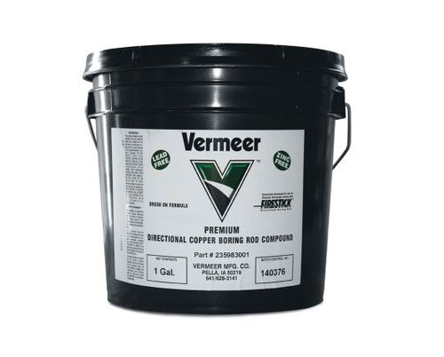 Vermeer Thread Lube - 5 Gallon Winter