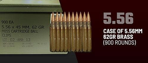 Buy 5.56 Ammo Now