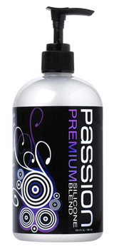 Passion Light Silicone Lubricant - 16.4 ounces (AC593)