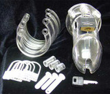 CB-6000S Male Chastity Device (AA982)