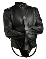 Strict Leather Premium Straightjacket (ST984-Medium)