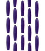 Purple XXL Bullet - Case of 144 (SDAB580-Purple)