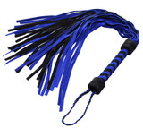 Black and Blue Suede Flogger (AA386)
