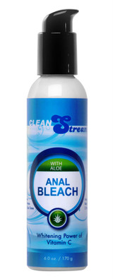 Anal Bleach with Vitamin C and Aloe- 6 oz. (AD419)