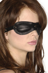 Strict Leather Padded Blindfold (AB527)