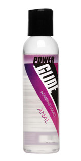 Power Glide Anal Numbing Personal Lubricant- 4 oz (AD828)