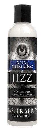 Jizz Cum Scented Desensitizing Lube - 8.5 oz (AD888)