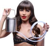 CleanStream Premium Enema Bucket Kit with Silicone Hose (AE227)
