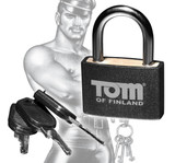 Tom of Finland Metal Lock (TF2809)