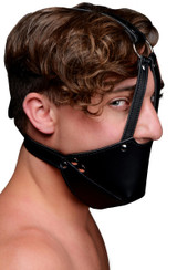 Mouth Harness with Ball Gag (AE908)