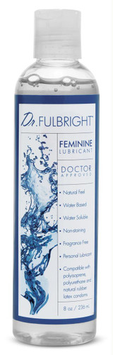 Dr. Fulbright Vaginal Moisturizer 8oz (YF125)