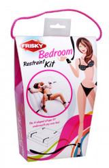 Boudoir Amore Bedroom Restraint Kit (packaged)