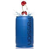 Passion Cherry Flavored Lubricant - 55 Gallon Drum (AF978)