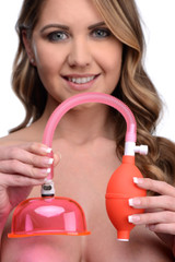 Vaginal Pump with 5 Inch Large Cup (AF922-Large)