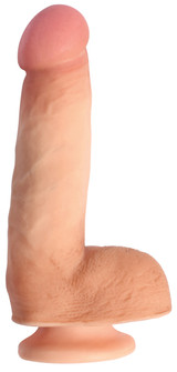6 Inch BioSkin Dildo (AG159)