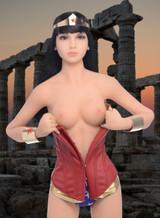Super Hero Woman Fantasy Love Doll (AG244)