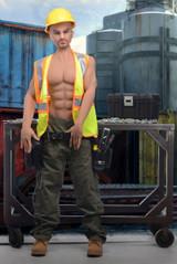 Builder Brett Adult Doll (AG369)