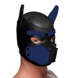 Spike Neoprene Puppy Hood - Blue (AG292-Blue)