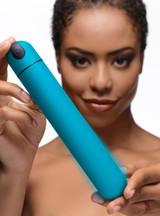 XL Bullet Vibrator - Blue (AG248-Blue)