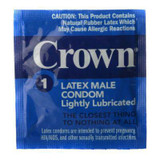 Crown Condoms 100 pack (PS101-100)