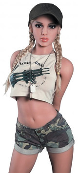 GI Jane Fantasy Love Doll (AG477)