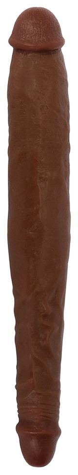 JOCK 13 Inch Tapered Double Dong Brown - CN-09-0402-11