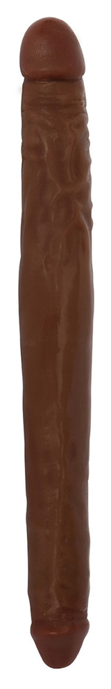 JOCK 16 Inch Tapered Double Dong Brown - CN-09-0405-11