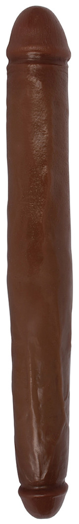 JOCK 18 Inch Tapered Double Dong Brown - CN-09-0408-11
