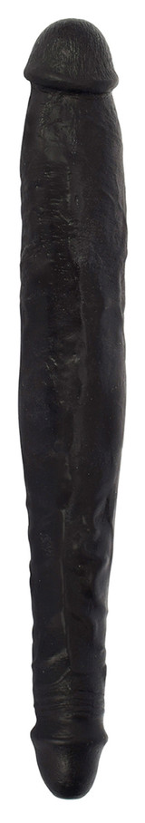 JOCK 13 Inch Tapered Double Dong Black - CN-09-0403-20