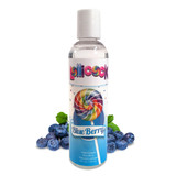 Lollicock 4 oz. Water-based Flavored Lubricant - Blue Berry - CN-14-0521-46
