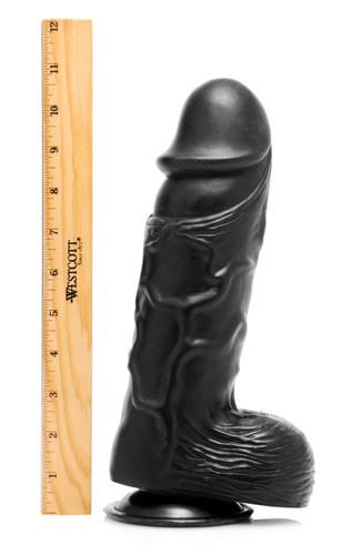 """Giant Black 10.5"""" Dong (AF100)"""
