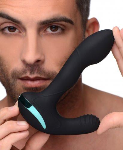 Maverick Rotating Vibrating Silicone Prostate Stimulator