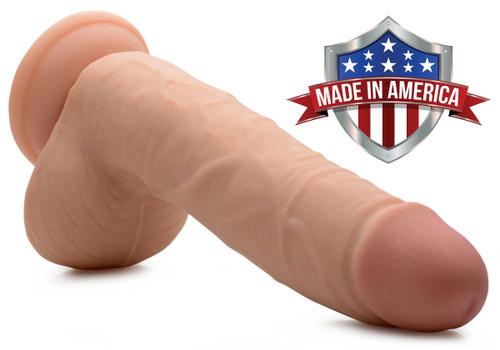 Andrew SkinTech Realistic 9 Inch Dildo (AF478)