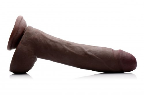 Jamal BBC SkinTech Realistic 10 Inch Dildo
