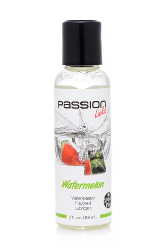 Watermelon Flavored Lubricant 2oz