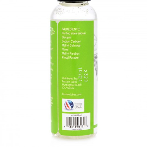 Watermelon Flavored Lubricant 2oz (packaged)