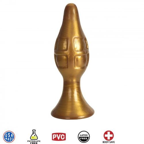 The Prince Anal Plug -Gold