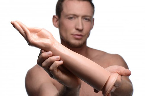 The Fister Hand and Forearm Dildo