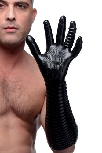 Pleasure Fister Textured Fisting Glove (AF897)