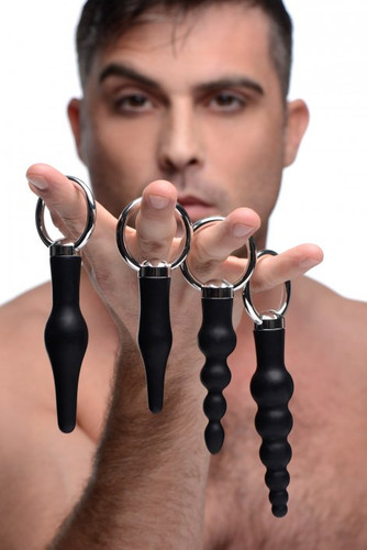 4-Piece-Silicone-Anal-Ringed-Rimmer-Set-af930